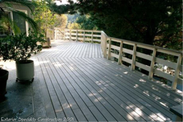Nexwood deck